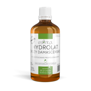 Hydrolat z Róży Damasceńskiej (organic) 100 ml Soil Association