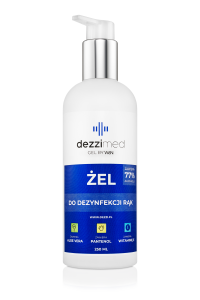 DezziMed Gel by WSN 250 ml - żel do dezynfekcji rąk